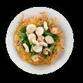 bakmi-siram-garing-seafood